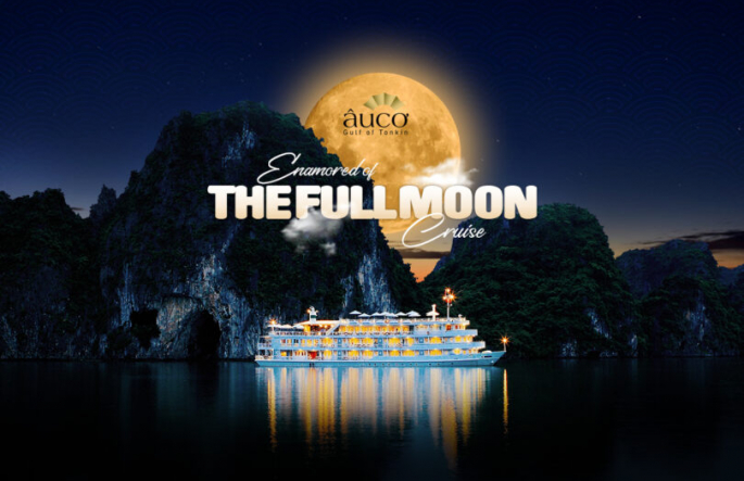 Full Moon in Halong Bay – A Must on Your Bucket List