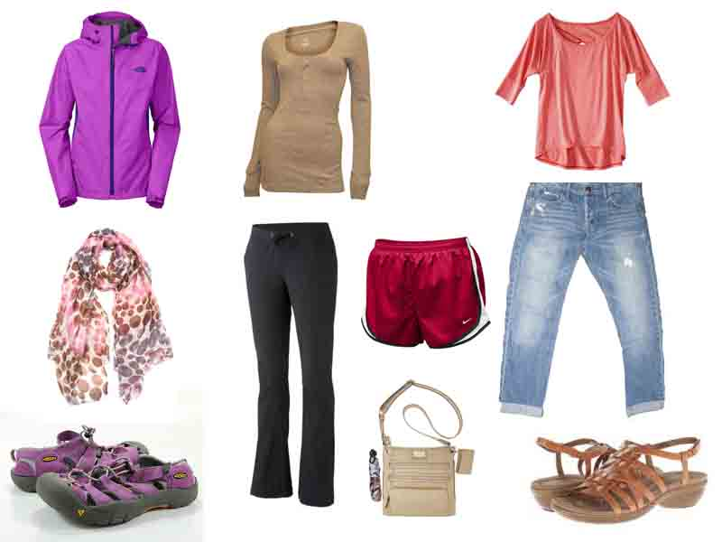 clothes for halong trip